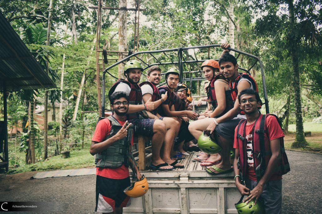 Project Impactful Traveler 1.0 Team