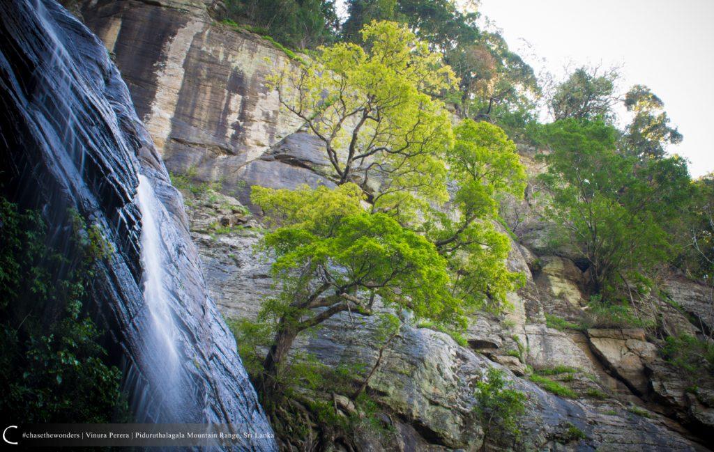 Cascade of Mighty Kolapathana Ella