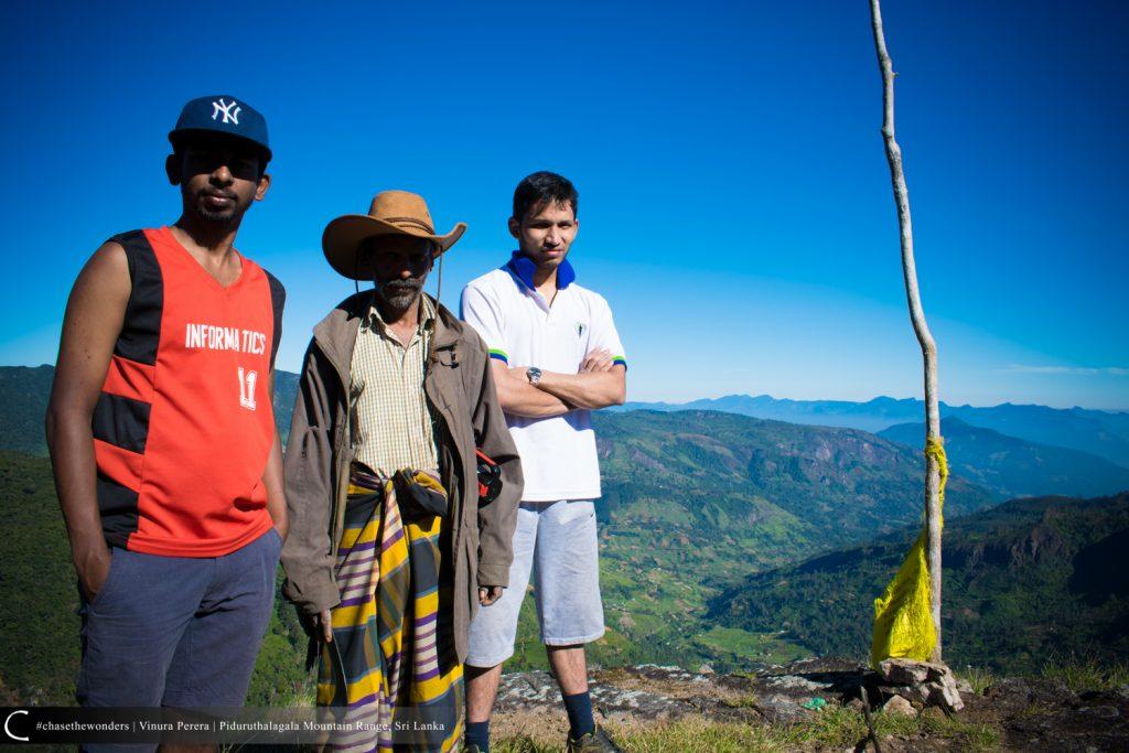 mountain, summit