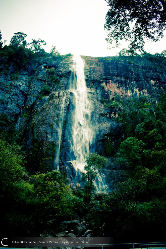 Diyaluma Falls <3