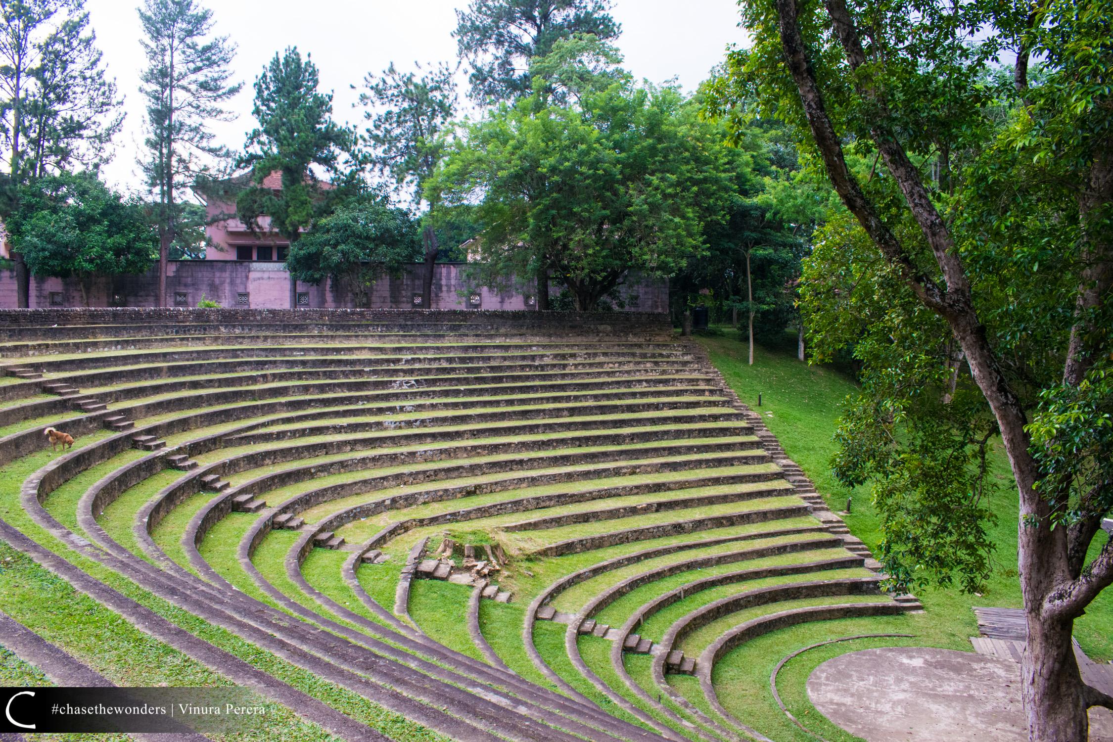 open air theater university of peradeniya