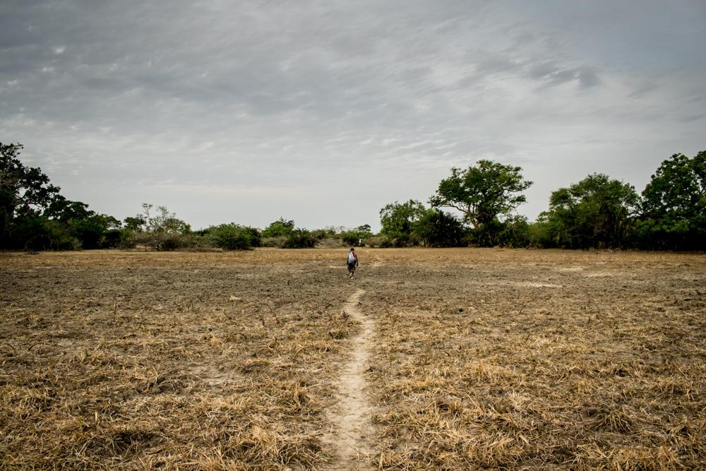 Pada Yatra at Yala National Park
