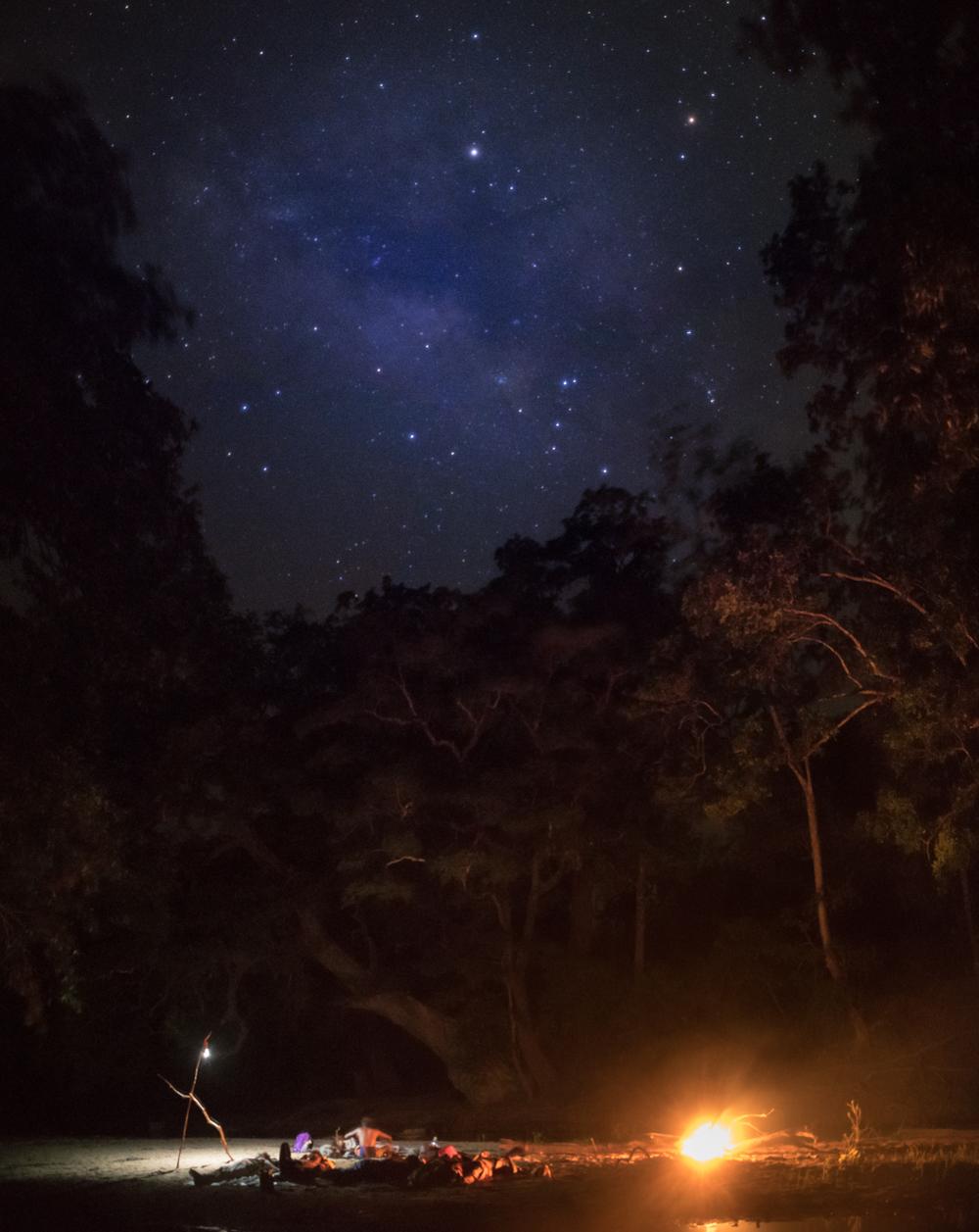 Milky Way - Pada Yatra