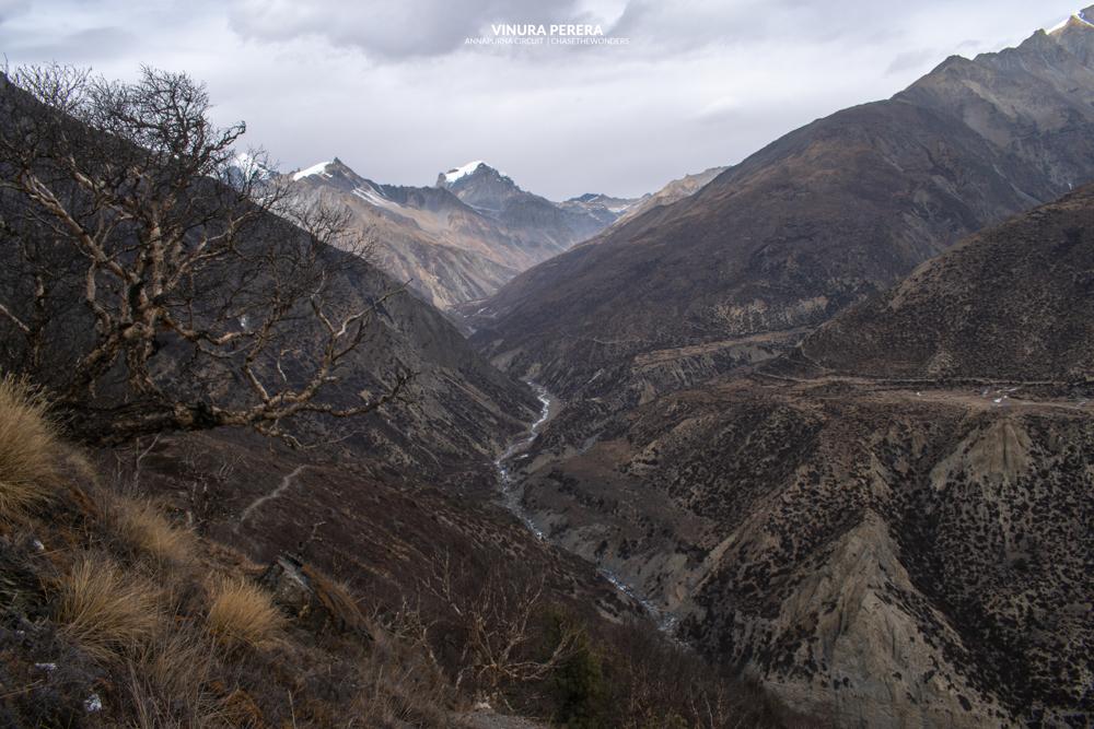 Annapurna Circuit after Manag